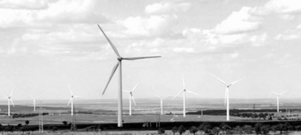 张北风力发电塔
