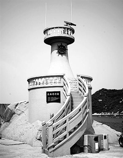 东澳岛灯塔