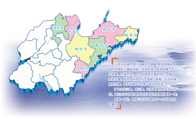 """""""加强半岛城市间的区域合作,是半岛各城市经济发展到一定程度的内在"""