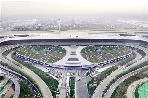荆州到武汉天河机场_武汉天河机场T3航站楼通航_国内新闻_大众网