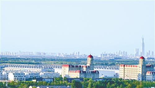 2018年3月份,天津市静海区跨出了区域协同发展的重要一步.